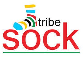 #32 para Design a Logo for SockTribe por brendanajbi