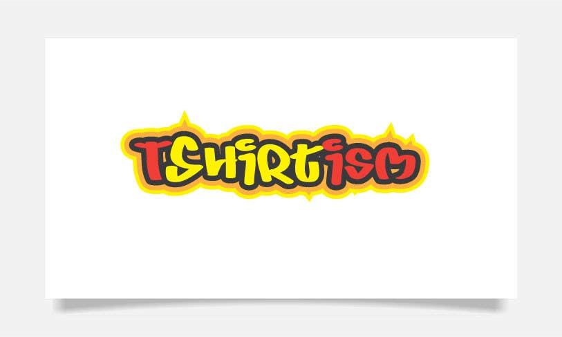 #43 for Design a Logo for tshirtism.com by rathar