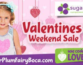 #21 for I need some Graphic Design for Upscale Kids Clothing Store Valentines Sale by samazran