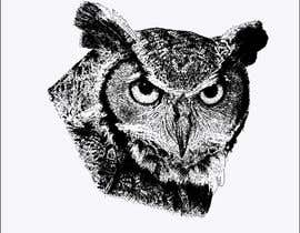 #20 for Draw me an OWL to use as a logo by ojotha