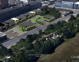 Nro 16 kilpailuun Design container office park käyttäjältä mediatenerife