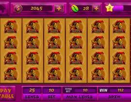 nº 9 pour Design an App Mockup for a Slots App par sharpBD