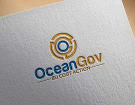Nro 233 kilpailuun Design a Logo 'OceanGov' Science Network käyttäjältä mobarok8888
