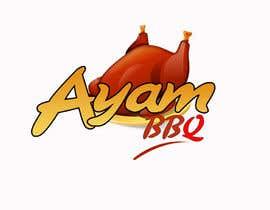 "#92 cho ""Ayam BBQ"" Logo Design bởi dipakart"