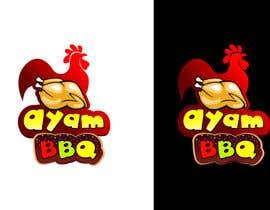 "nº 100 pour ""Ayam BBQ"" Logo Design par maraz2013"
