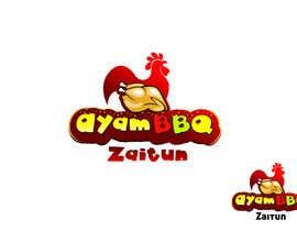 "nº 117 pour ""Ayam BBQ"" Logo Design par maraz2013"