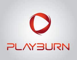 #108 para Graphic Design for Playburn por Ollive