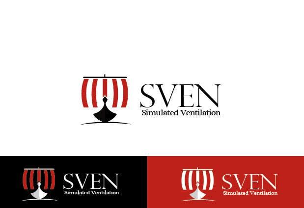 #119 for Design a Logo for SVEN - Simulated Ventilation by saimarehan