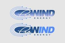 Graphic Design Inscrição do Concurso Nº441 para Logo Design for www.prowindenergy.com
