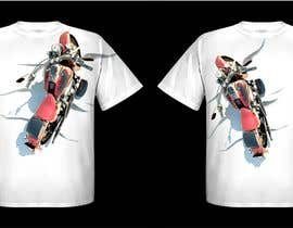 yadisudjana tarafından AMAZING Tshirt Art Needed for Motorcycle Apparel Company için no 91