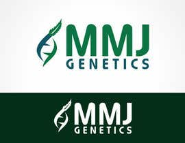 #54 para Graphic Design Logo for MMJ Genetics and mmjgenetics.com por ulogo
