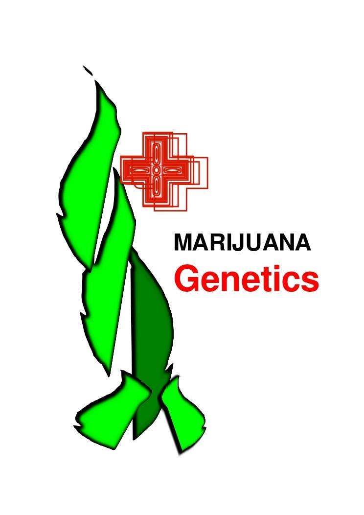 Конкурсная заявка №10 для Graphic Design Logo for MMJ Genetics and mmjgenetics.com