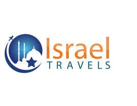 #66 untuk Name and logo for new travel and tour company in Israel oleh mydesignsv