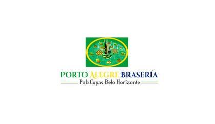 patelrajan2219 tarafından Design logo for Brasilian Restaurant için no 26