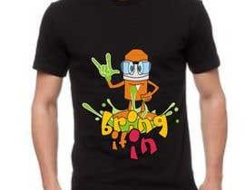 Nro 222 kilpailuun Design a Brofresco Merchandise T-Shirt käyttäjältä nirajrblsaxena12