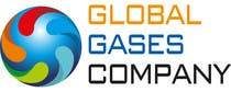 Graphic Design Entri Peraduan #158 for Logo Design for Global Gases Company