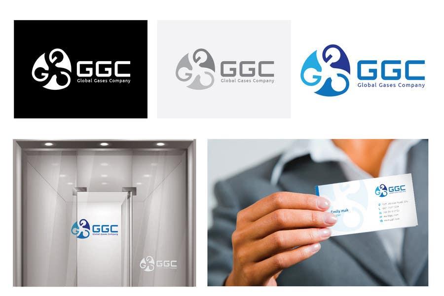 Kilpailutyö #160 kilpailussa Logo Design for Global Gases Company