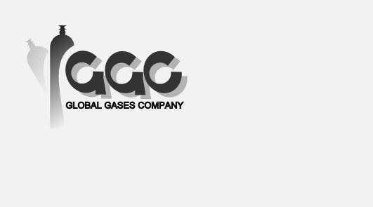 Penyertaan Peraduan #                                        224                                      untuk                                         Logo Design for Global Gases Company