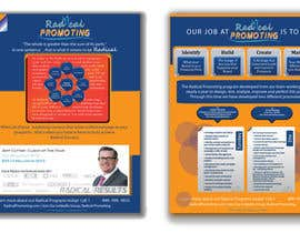 #14 for Design a Flyer for RadicalPromoting.com af TheDesignA