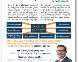 #8 for Design a Flyer for RadicalPromoting.com af sparky237