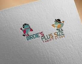 Nro 23 kilpailuun Birdie's Logo Contest käyttäjältä shahdathossain31