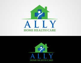 #39 untuk Design a Logo for Home Health Care Company oleh laniegajete