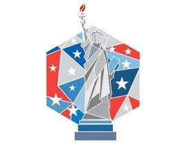 #38 for Create July 4th Themed Vector Art by rosarioleko06