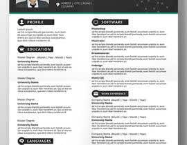 #8 для Make me a new CV / Resume от mdakasabedin