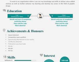 #7 для Make me a new CV / Resume от JamiePaulin1