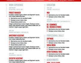 #18 для Make me a new CV / Resume от surajhemnani