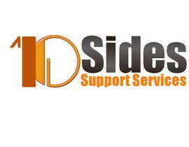 #38 cho Design a Logo for (10 Sides Support Services) bởi devlopemen
