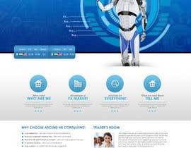balajiramadoss tarafından Need A Custom Homepage Design (Winner will get the rest of the job) için no 15