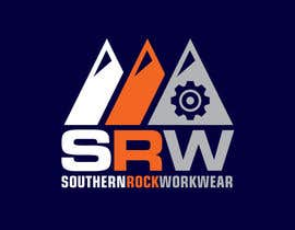 nº 11 pour Design a Logo for Southern Rock Workwear par wavyline