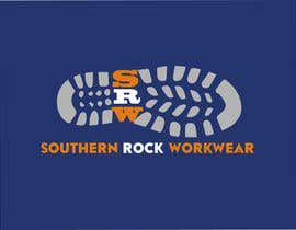 #23 para Design a Logo for Southern Rock Workwear por fabrirebo