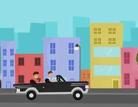 Nro 4 kilpailuun Create 2D Animation. käyttäjältä rajeshjoda