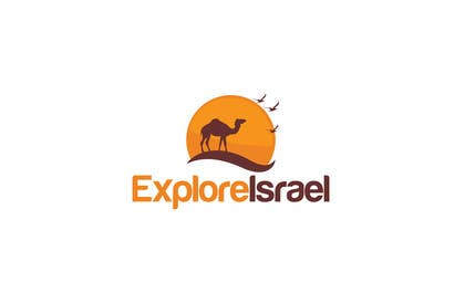SergiuDorin tarafından Name and logo for new travel and tour company in Israel - repost. için no 15