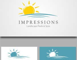 Nro 297 kilpailuun Design a Logo for Impressionscape.com käyttäjältä mille84