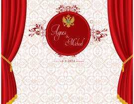 #46 untuk Design a Logo / design language for a Wedding Celebration oleh alizainbarkat