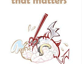 nº 30 pour Illustrate Something for my book cover - Mind Chatter That Matters par blacksnow010
