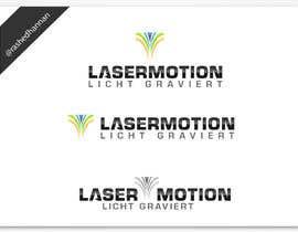 #297 para LOGO-DESIGN for a Laser Engraving Company por rashedhannan