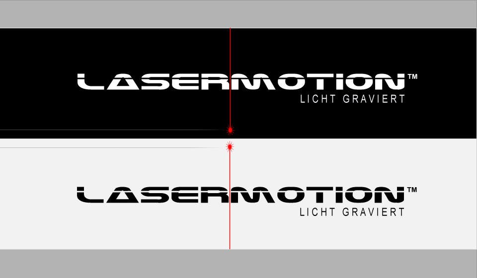 #228 for LOGO-DESIGN for a Laser Engraving Company by AlexRoy5053