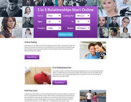 #3 for Dating Website by shabcreation