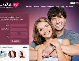 #4 for Dating Website by eeemizan