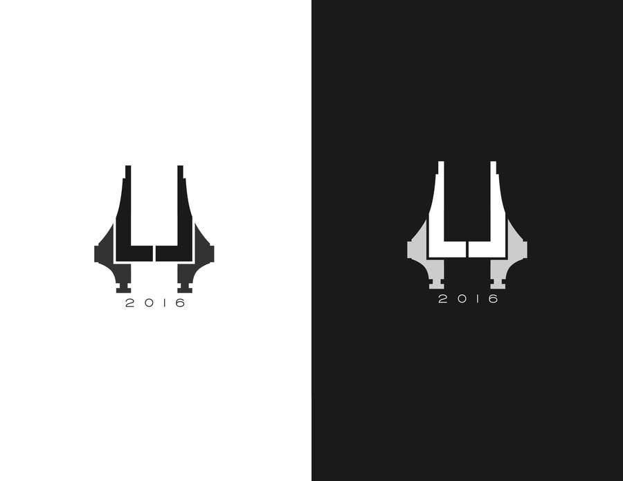 machinist logo. contest entry #31 for monochromatic logo maker, machinist- simple, elegant, machinist