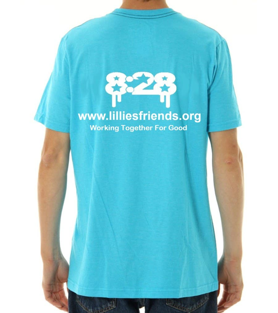 #8 for Lillie's Friends Foundation Adult T-Shirt Design by drawbacktrane