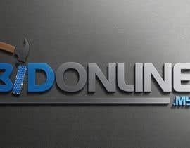 Nro 99 kilpailuun Design a Logo - Auction Website käyttäjältä muhammadjunaid65