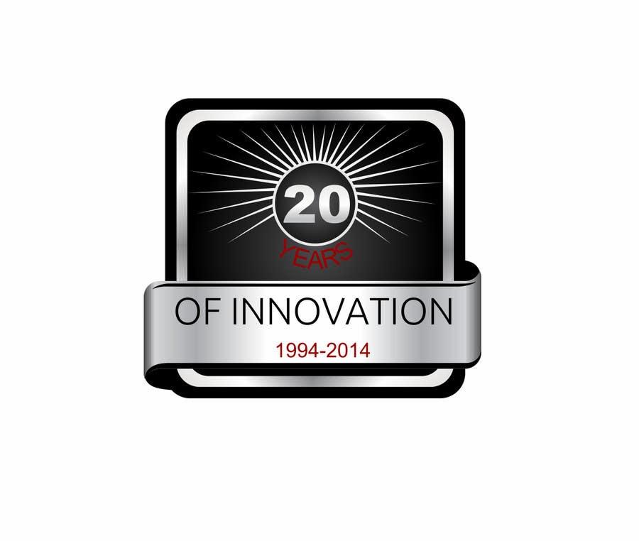 Inscrição nº 64 do Concurso para Design a Logo for 20th Anniversary of Motiv
