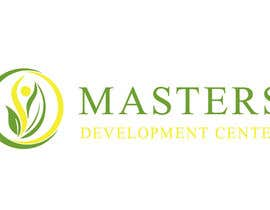 #100 para Design a Logo for Masters Development Center por ccet26