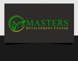 #35 para Design a Logo for Masters Development Center por Syahriza
