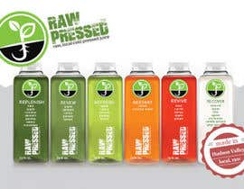 nº 10 pour Design a Flyer for Cold Pressed Juice par NikolaySlavchev